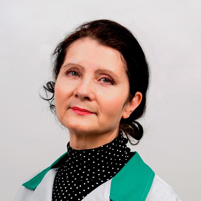 Валентина Кобзар